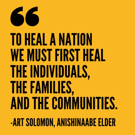 national healing advisor, ottawa, canada, government of canada,