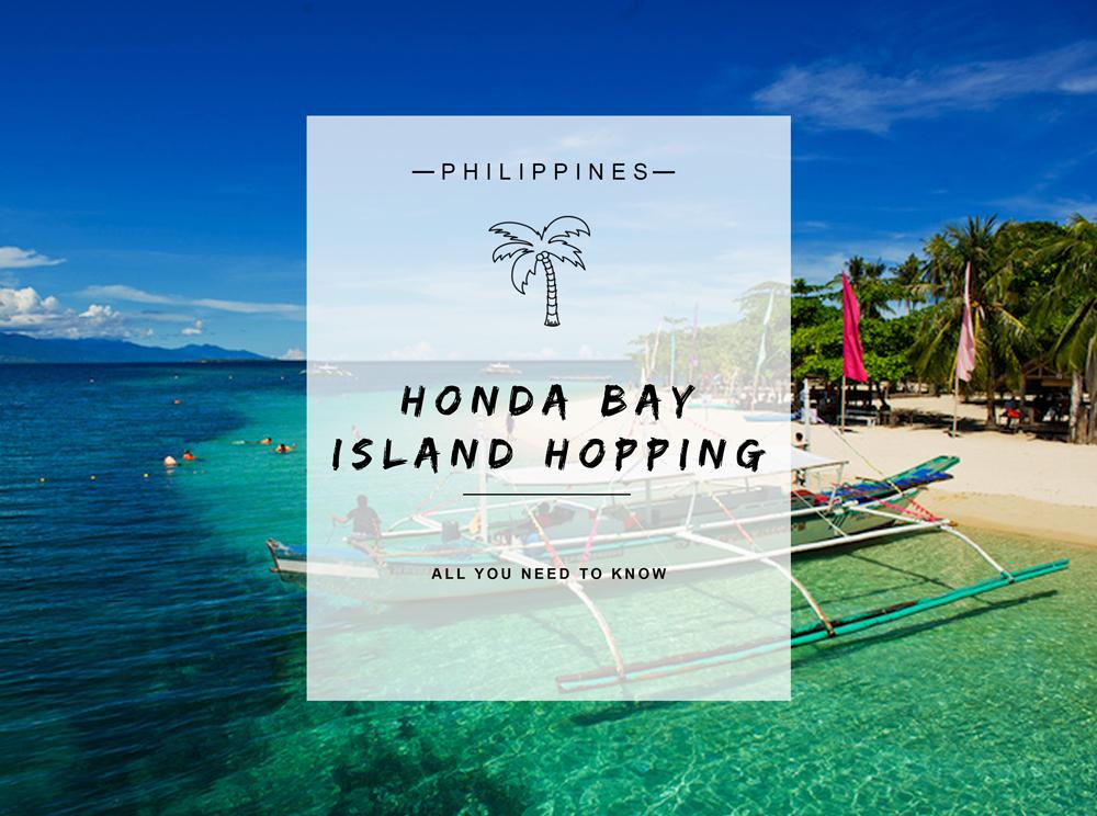 Honda Bay Header Image