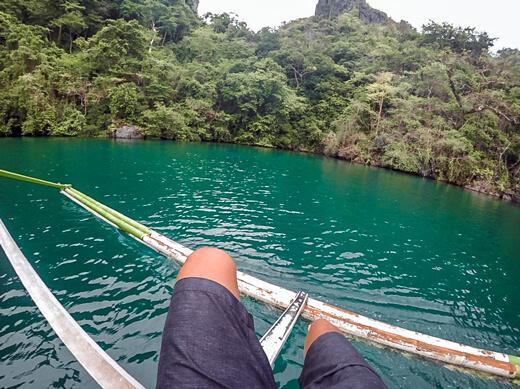 POV El Nido Big Lagoon