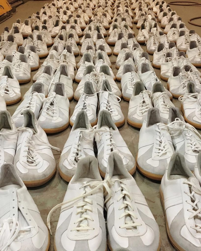 german army trainers now