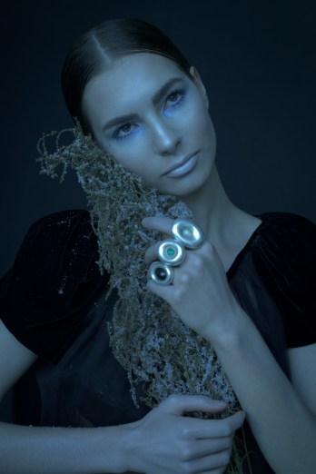 Rings: Valdis Brože, Style: Iveta Vecmane, Photo: Artūrs Konrāds