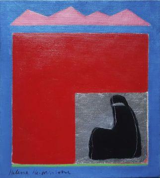 "Helēna Heinrihsone ""Sarkanā jūra"", 2003"
