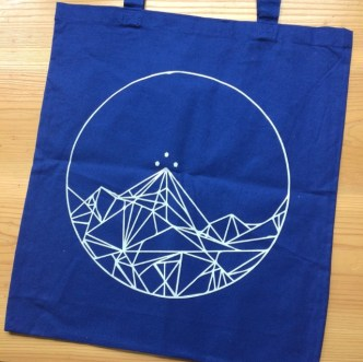 A Night Court tote bag!