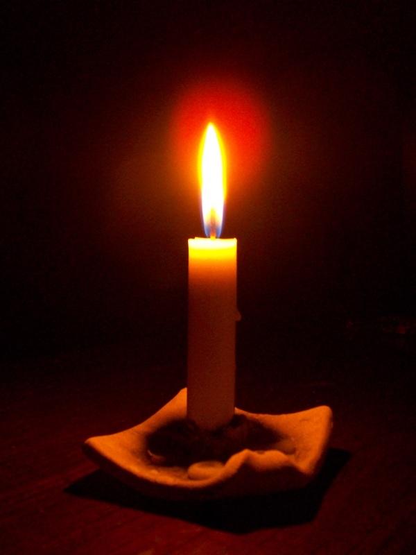 Lilin Dibakar Merupakan Perubahan : lilin, dibakar, merupakan, perubahan, Otonan, Sebuah, Lilin, Kehidupan