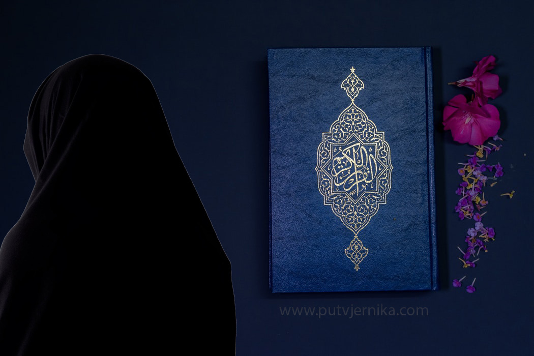 Kur'an, muslimanka
