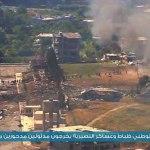 Trenutak bijega Asadovih vojnika iz Nacionalne bolnice u Dzisru Suguru