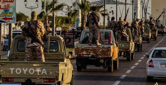 Konvoj-IDIS-a-u-Libiji
