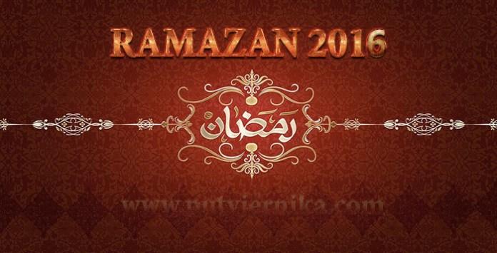 Ramazan 2016
