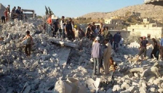 Hasaka-unistavanje-sunitskih-sela