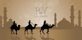 islamske teme, put vjernika, karavana
