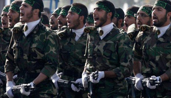 Vojnici Iranske revolucionarne garde