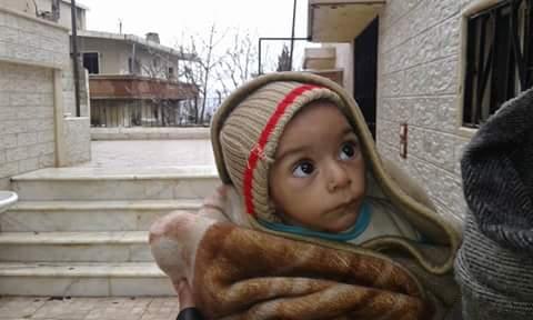 Djeca umiru od gladi usljed opsade šiitsko-režimskih snaga