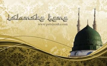 islamske teme poslanikova dzamija