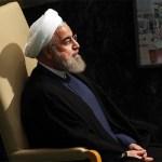 Ruhani, Iran Sirija
