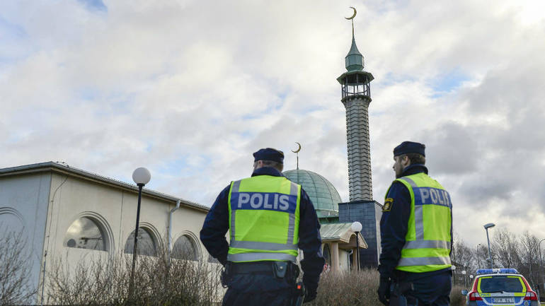 Džamija u Švedskoj