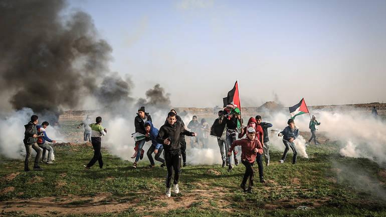 Izraelski vojnici na granici s Gazom ranili 32 Palestinca
