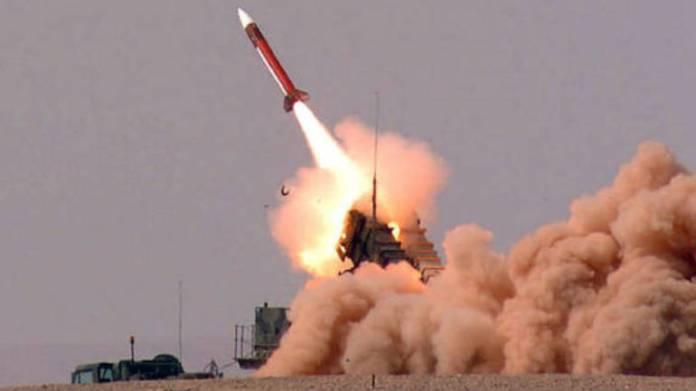 Patriot projektil, Izrael