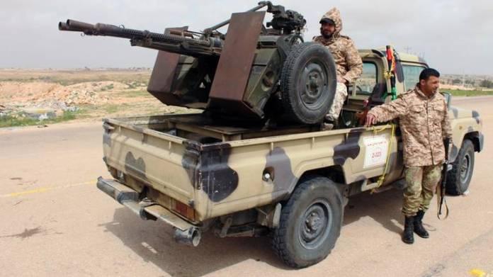 sukobi u Libiji