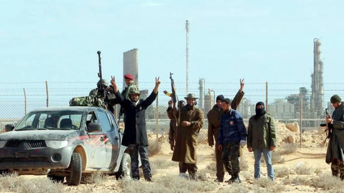 Libija, sukobi