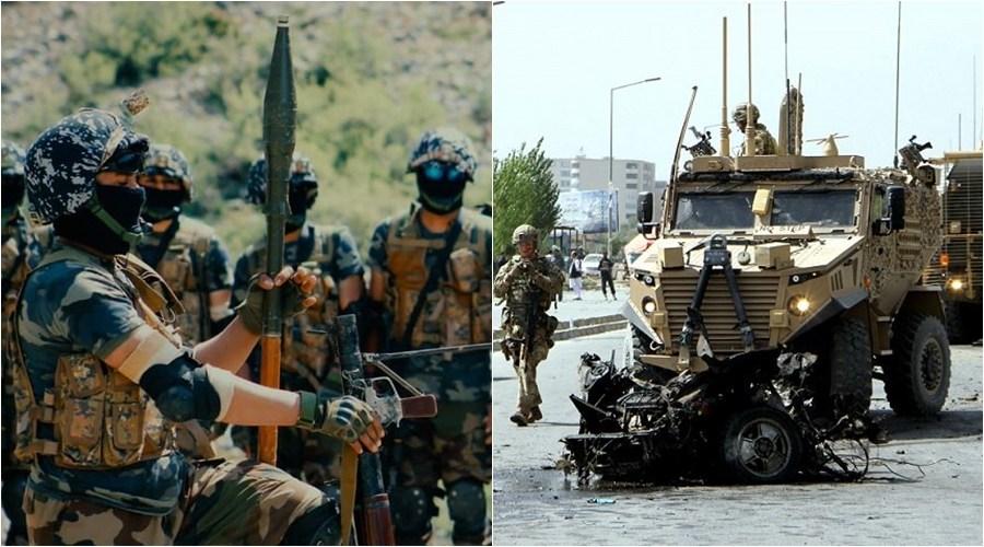 Afganistan zasjeda