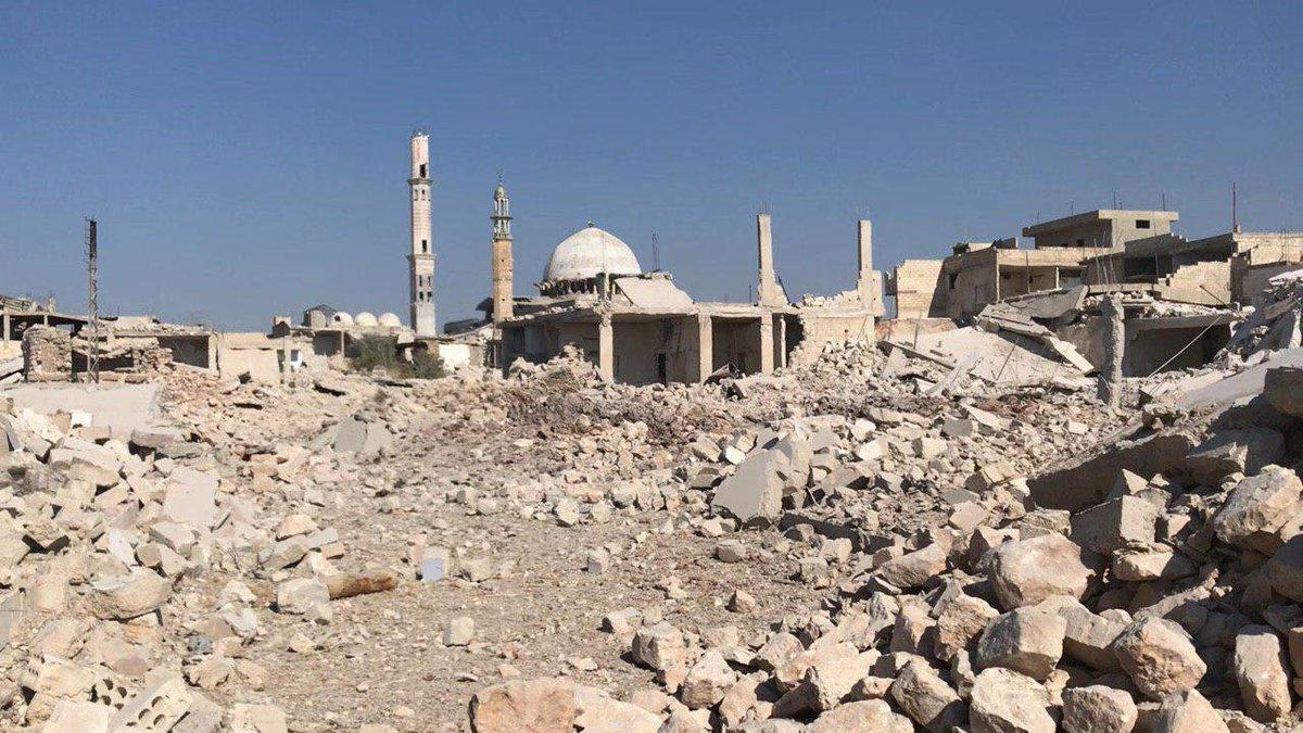 Unistena džamija u Siriji