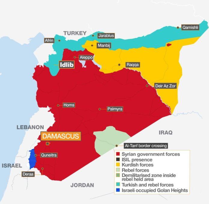 Turski plan za Siriju