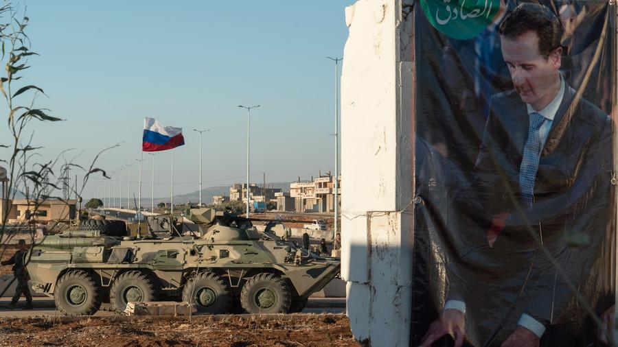 Ruske snage u Idlibu