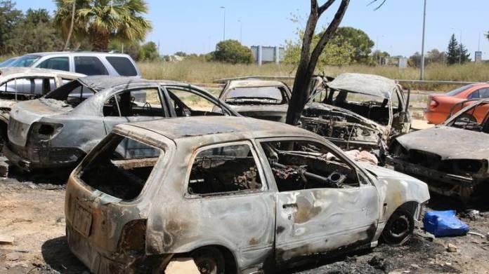 Bombardovanje svatova - Haftar