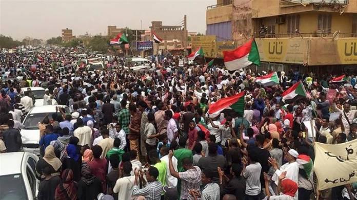 Sudan, protesti