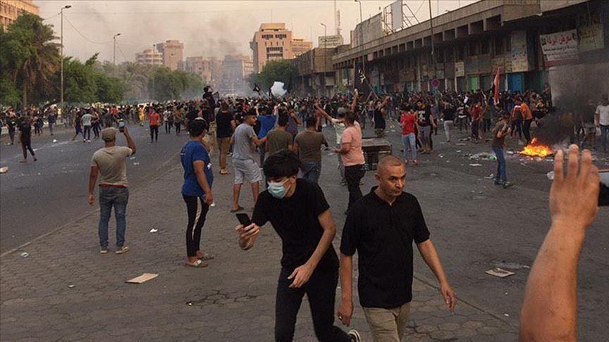 Demonstracije u Iraku