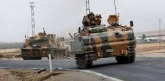 Turska vojska u Siriji