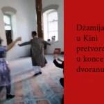 Dzamija u Kini pretvorena u dvoranu