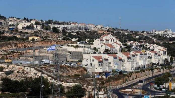 Nelegalna naselja Izraela