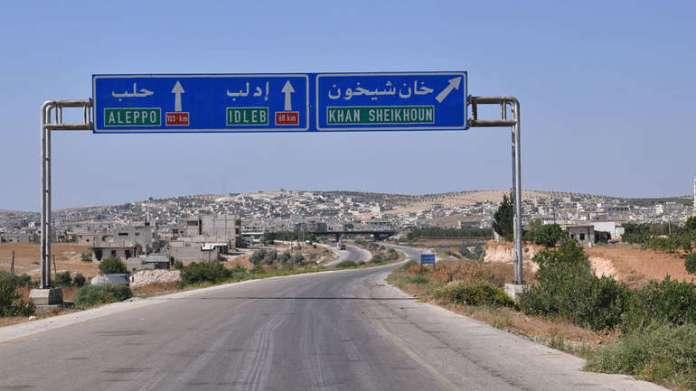 bitka za Idlib