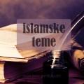 Islamske teme, muslimanka