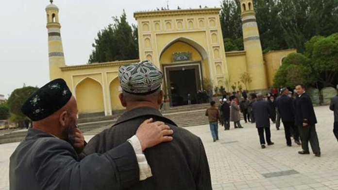 Kina, Ujguri, džamija
