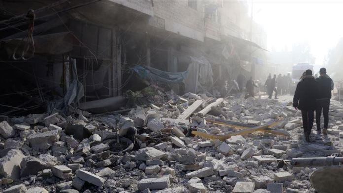 Napad u Siriji