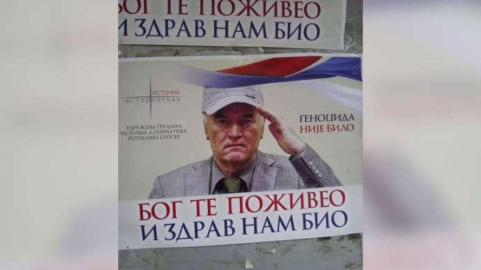 Ratko Mladic, Srebrenica, genocid