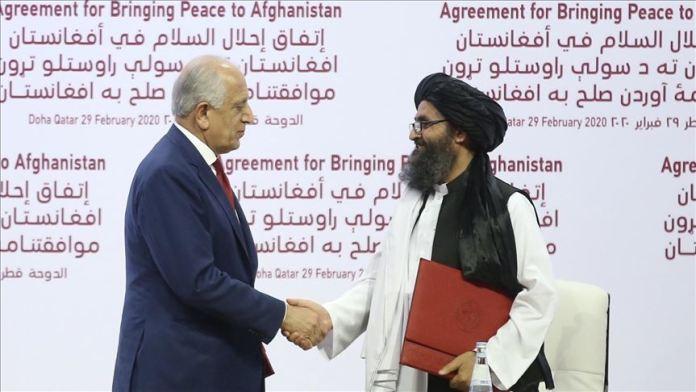 Mirovni sporazum o Afganistanu