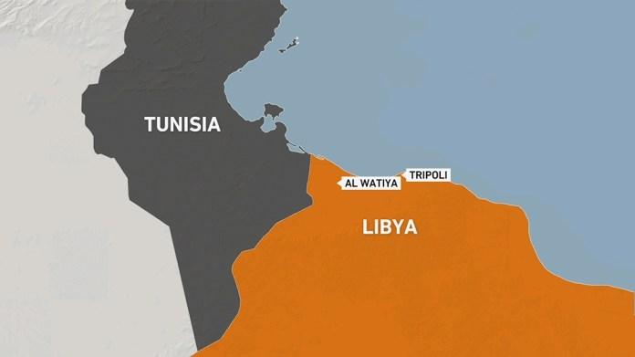 Lokacija baze Al-Watija