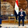 Abdel-Fattah el-Sissi i Khalifa Haftar