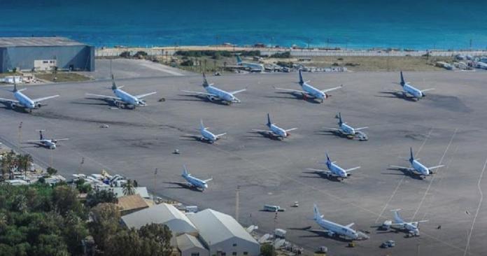 Medjunarodni aerodrom u Tripoliju