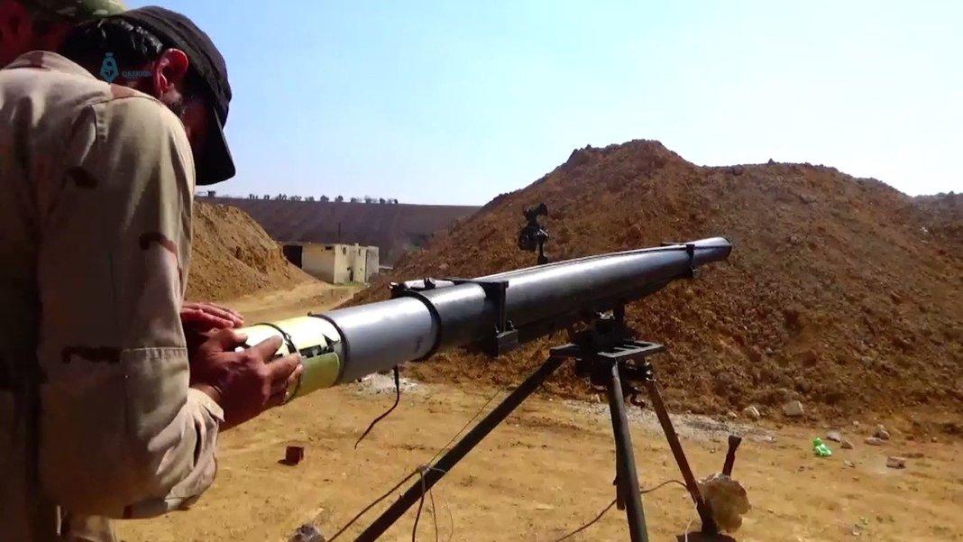 rat u Siriji, pobunjenici