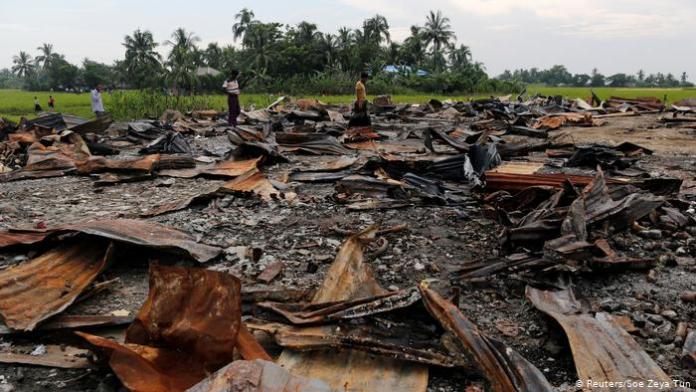 Genocid nad muslimanima Mijanmara: Budisti su zbrisali sa lica zemlje čitava sela muslimana.