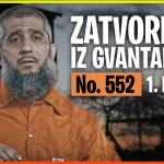 Dokumentarni serijal Zatvorenik iz Gvantanama broj 552 govori o Fajizu Muhammedu El-Kenderiju i njegovom strašnom životnom iskustvu u Zatvoru Guantanamo na Kubi.
