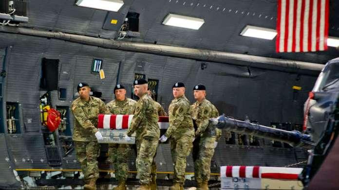 Američke trupe u Afganistanu