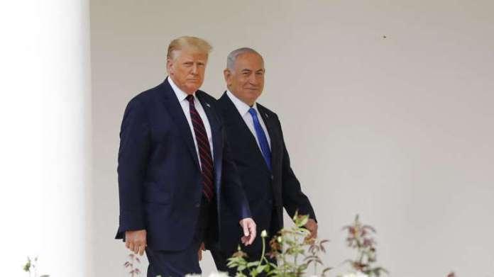 Trump i Netanyahu