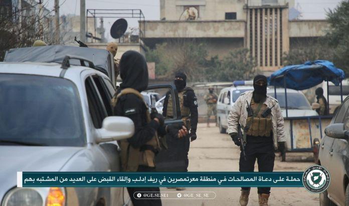 Tahriru Šam, Idlib