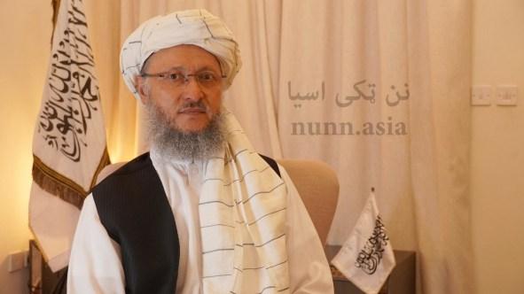 Drugi potpredsjednik vlade: Mula Abdus-Salam Hanefi