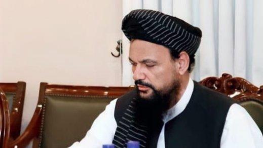Ministar voda i električne energije: Mulla Abdullatif Mensur